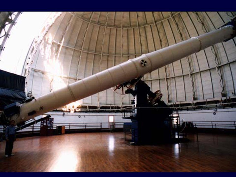 Dlaczego lunety i teleskopy są takie grube ? Różne D Czym będą się różniły obrazy?