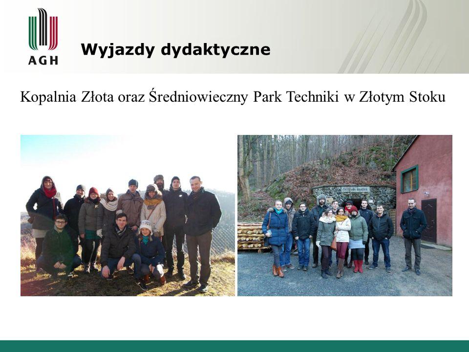 Wyjazdy dydaktyczne Kopalnia Złota oraz Średniowieczny Park Techniki w Złotym Stoku