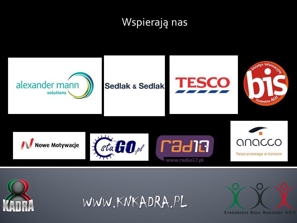 Kontakt WWW.KNKADRA.PL www.kadra.zarz.agh.edu.pl e-mail: kontakt@knkadra.pl Stań się częścią Kadry i dołącz do nas.