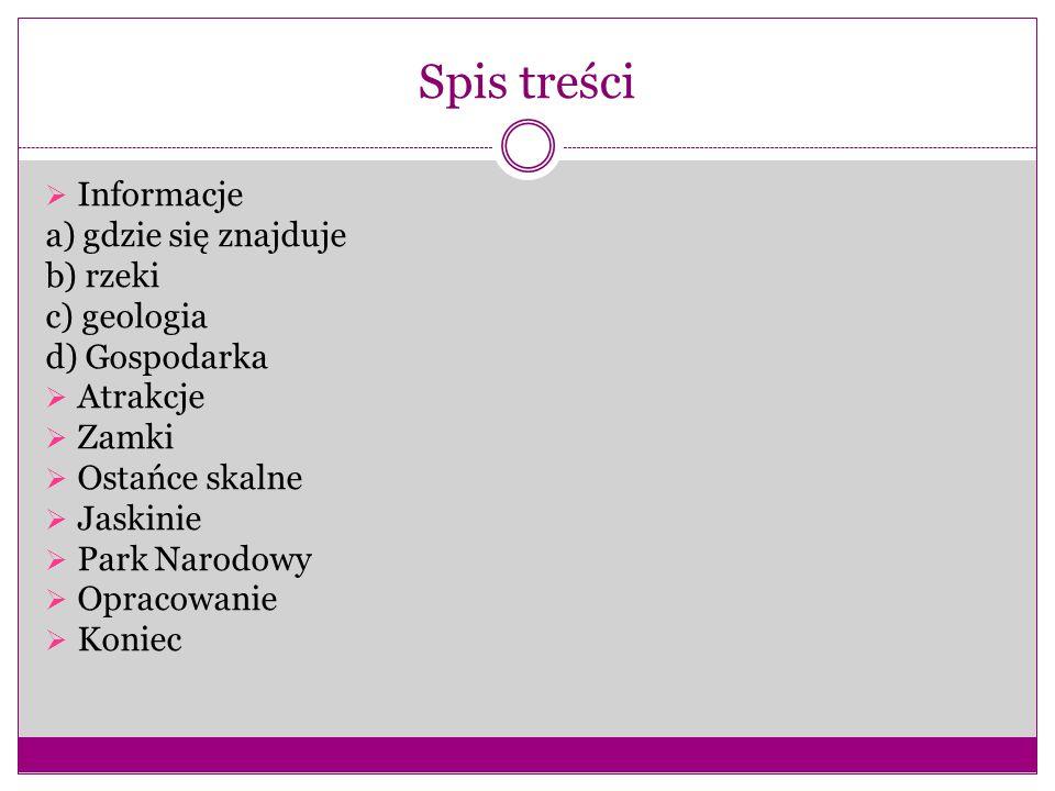 ŹRÓDŁA  Google Grafika  Wikipedia  Polskie szlaki.pl