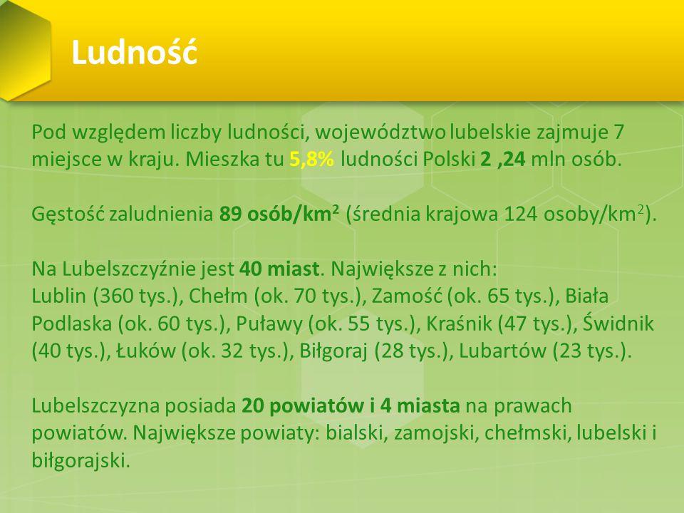 Lublin – stolica regionu Prawo lokacyjne miasto otrzymało w 1317 roku od księcia Władysława Łokietka.