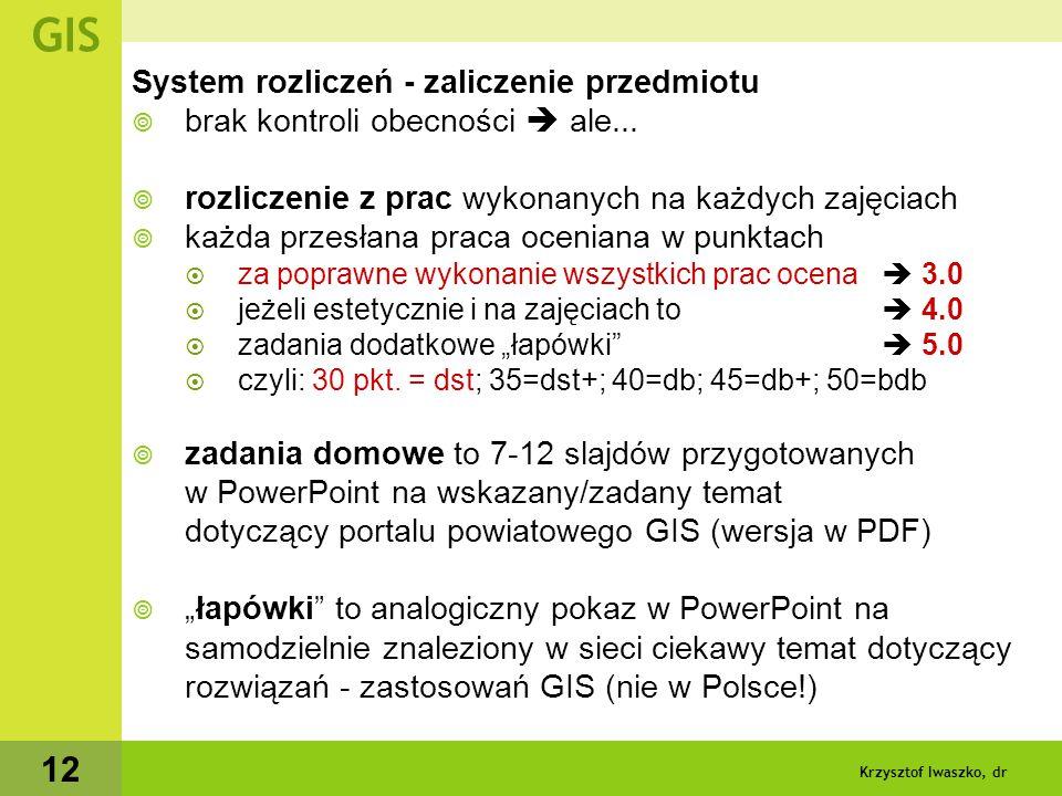"""Krzysztof Iwaszko, dr 13 Zadania domowe - portale powiatowe - lista rezerwacji  lista - zarezerwować """"powiat  przepisać ścieżkę dostępu - bo nie zawsze jawna..."""
