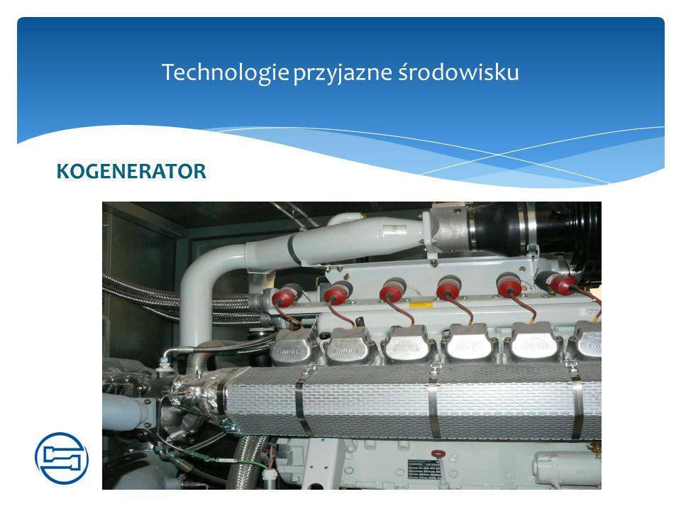 Technologie przyjazne środowisku KOGENERATOR