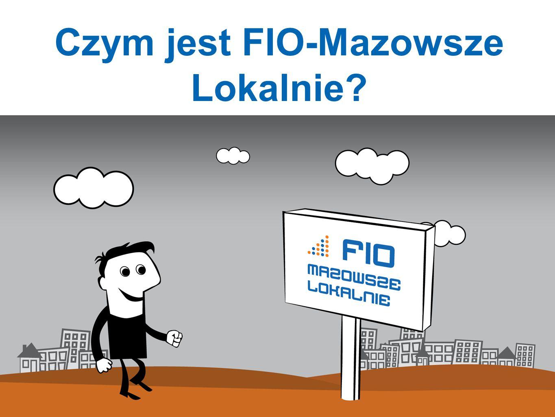 Czym jest FIO-Mazowsze Lokalnie?