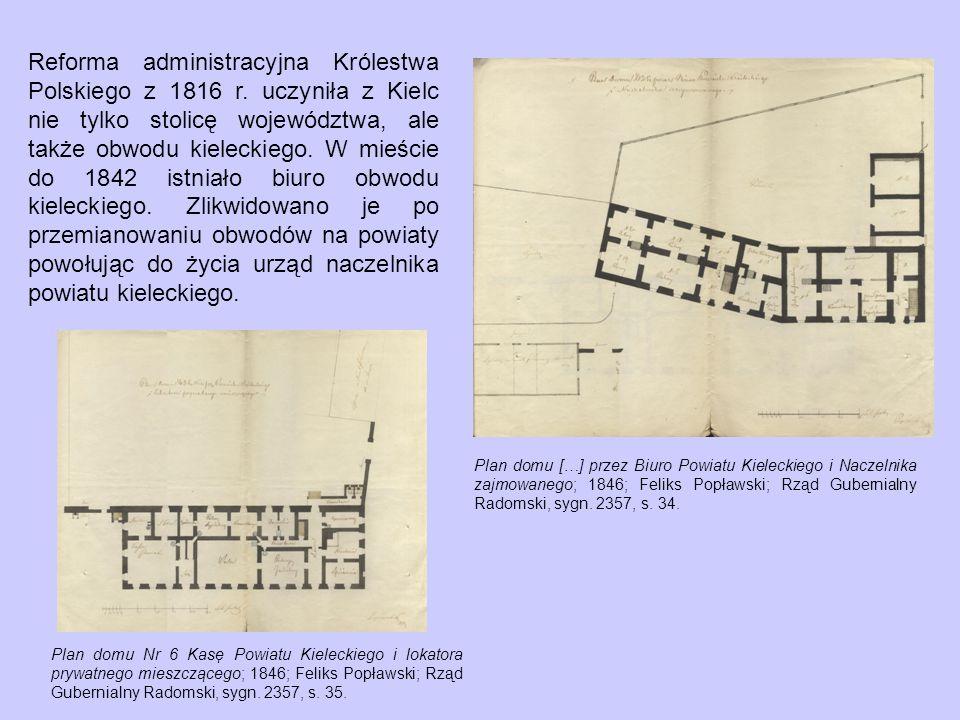Reforma administracyjna Królestwa Polskiego z 1816 r.