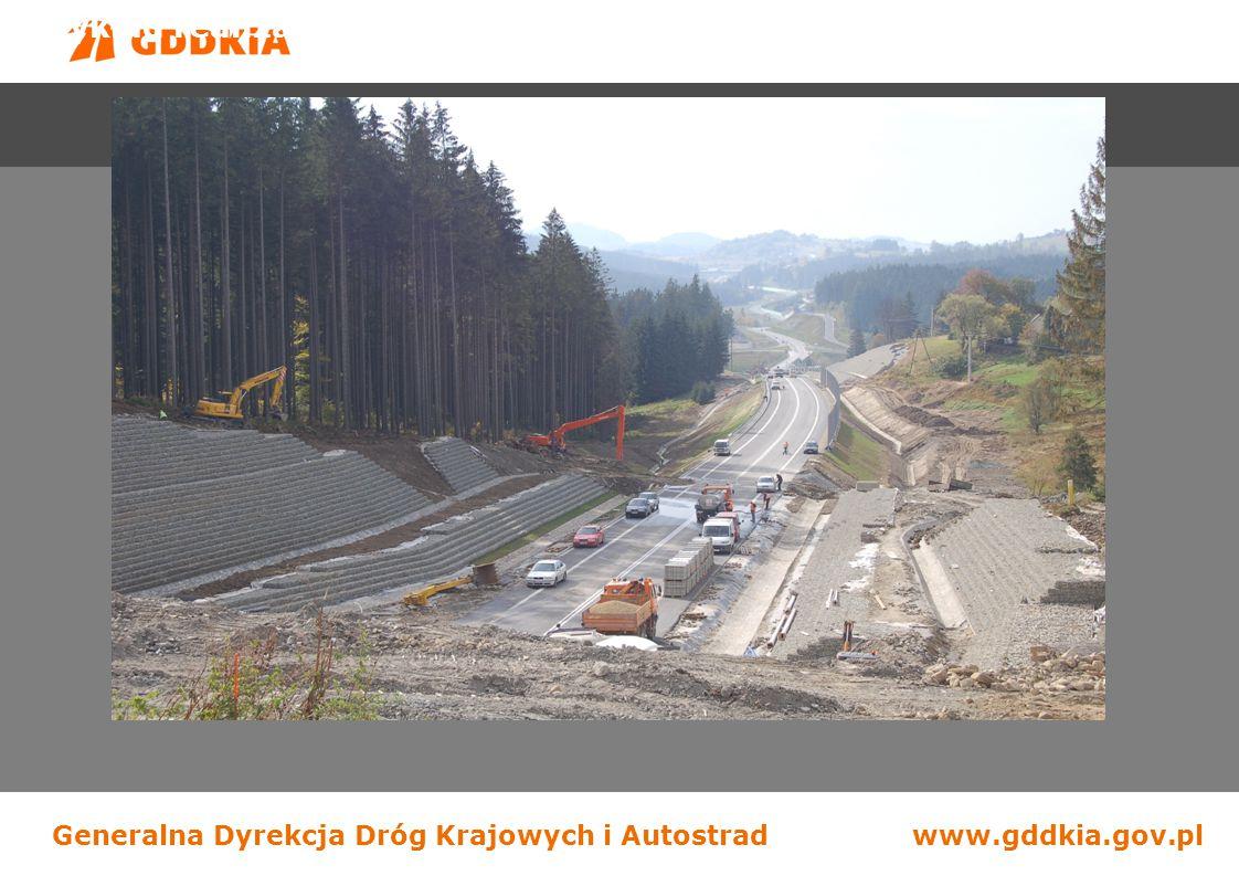 Generalna Dyrekcja Dróg Krajowych i Autostradwww.gddkia.gov.pl DROGA EKSPRESOWA S-19 Przykład realizacji