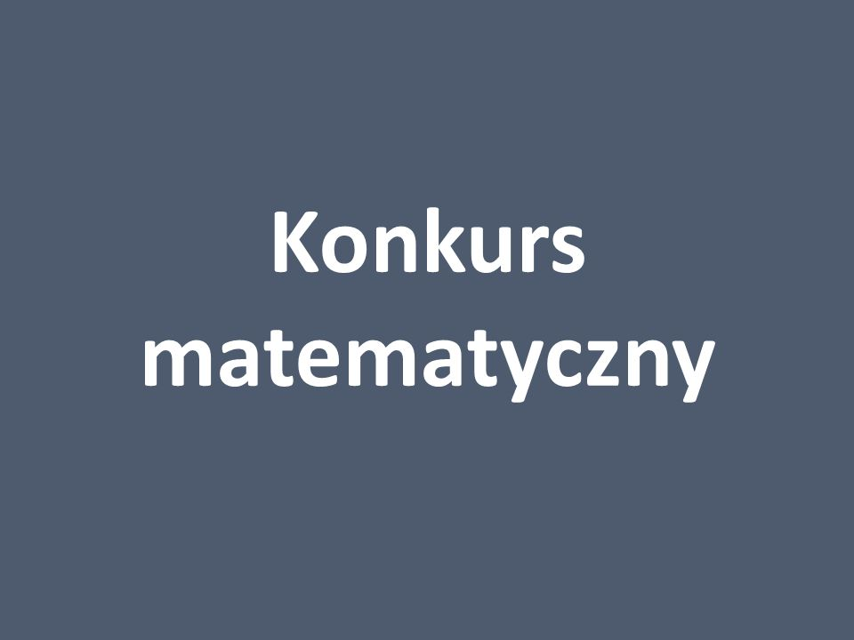 Pytanie dla: Dominiki Karbowskiej Bartka Snopkowskiego