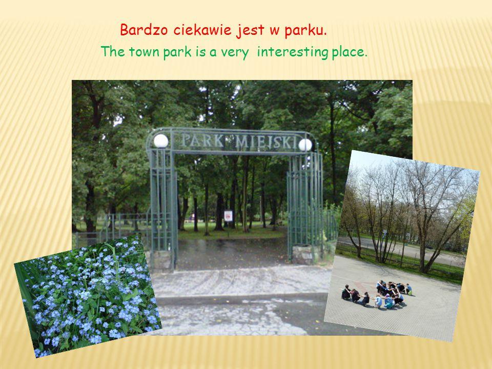 """Możesz tu zobaczyć Pałacyk """"Sokół … You can see the """"Falcon Mansion here..."""