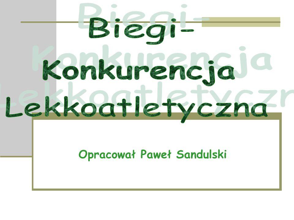 Opracował Paweł Sandulski
