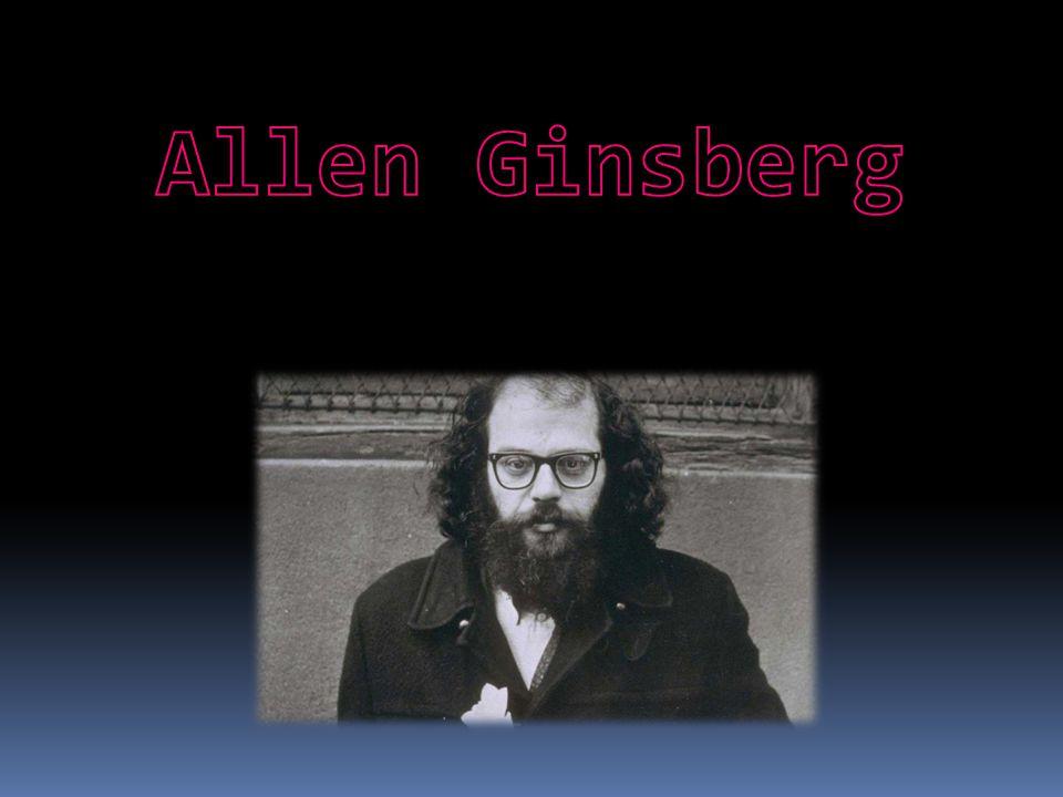Allen Ginsberg (1926-1997) – poeta brytyjski żydowskiego pochodzenia, zaliczany do twórców nurtu konfesyjnego i ruchu bitników (Beat Generation), w twórczości swojej nawiązywał do klasyków poezji współczesnej (Walt Whitman, William Blake, Arthur Rimbaud), ale też do egzystencjalizmu, surrealizmu i filozofii Dalekiego Wschodu.