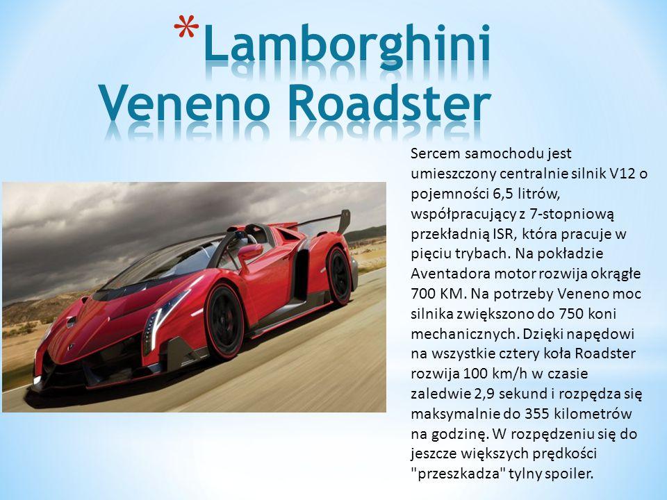 W pozycji centralnej umieszczono silnik będący bezpośrednim następcą jednostki wzorowanej na silnikach stosowanych w Formule 1 - V8 o pojemności 2,8 litrów z modelu 288 GTO, która dzięki dwóm turbosprężarkom rozwijała moc okrągłych 400 KM.