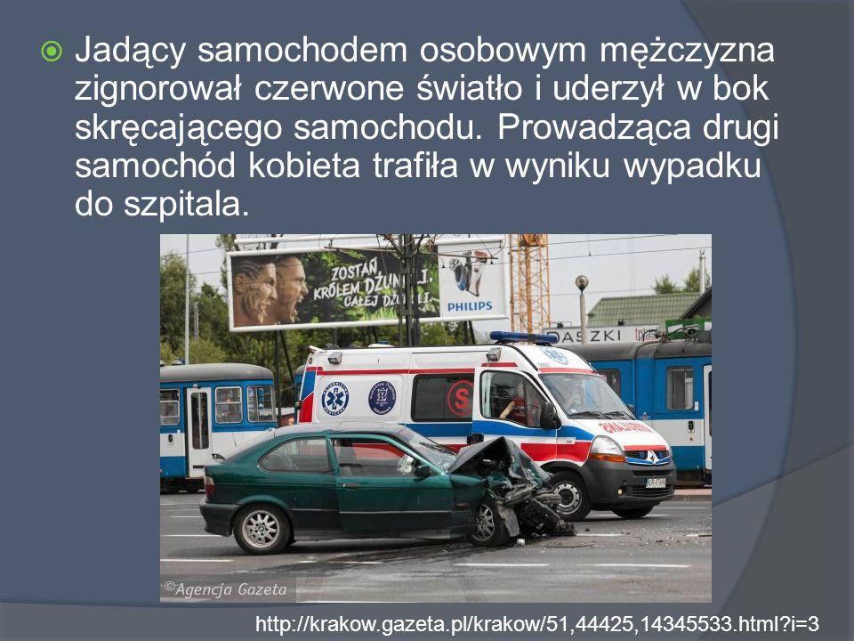  W większości przypadków pasy bezpieczeństwa zmniejszają ryzyko wystąpienia ciężkich obrażeń podczas wypadku.