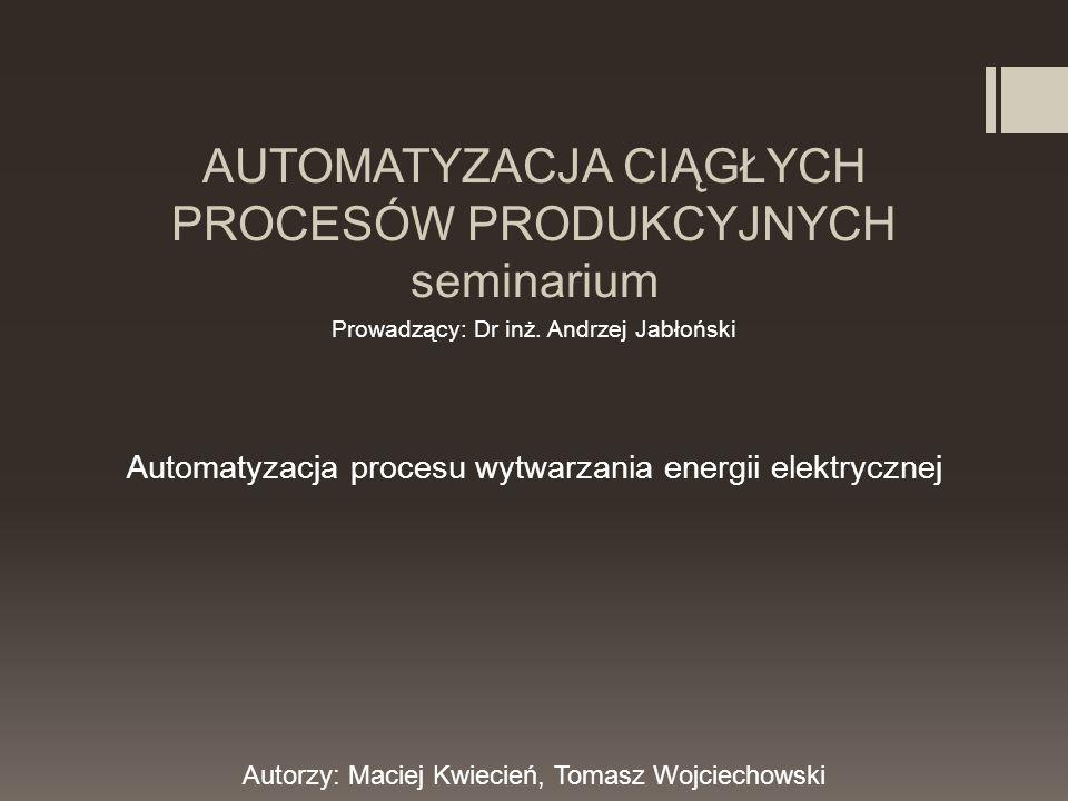 Program prezentacji 1.Ogólny schemat działania elektrowni 2.Zasilanie kotła 3.Kocioł i obieg wody (pary) 4.Układ powietrzny 5.Zespół turbin i generatorów 6.Sterowanie 7.BHP