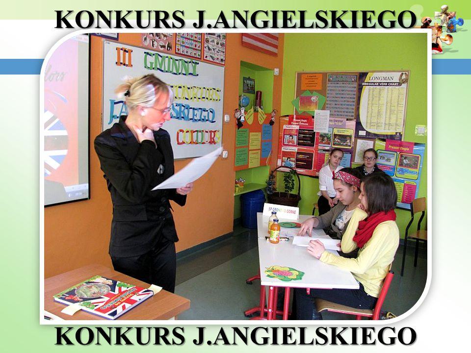 KONKURS J.ANGIELSKIEGO