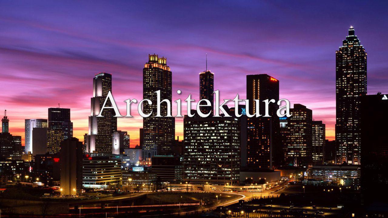Matematyka w architekturze objawia się wszędzie.