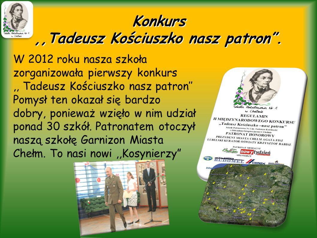 Gra multimedialno-terenowa,,Wygraj z Tadeuszem .
