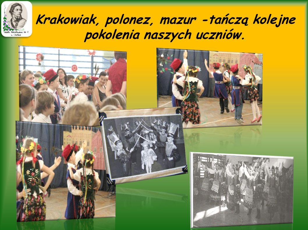 Krakowiak, polonez, mazur…