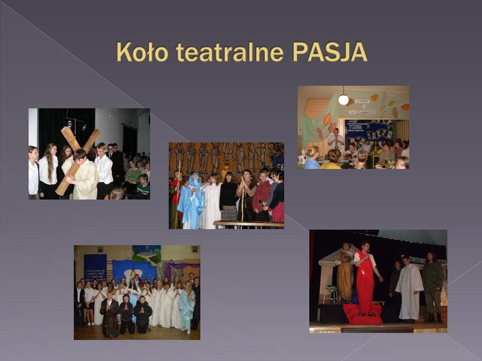 Działalność charytatywną na terenie szkoły i parafii Współpraca z Domem Pomocy Społecznej Akcje prowadzone przez Caritas Archidiecezji Łódzkiej