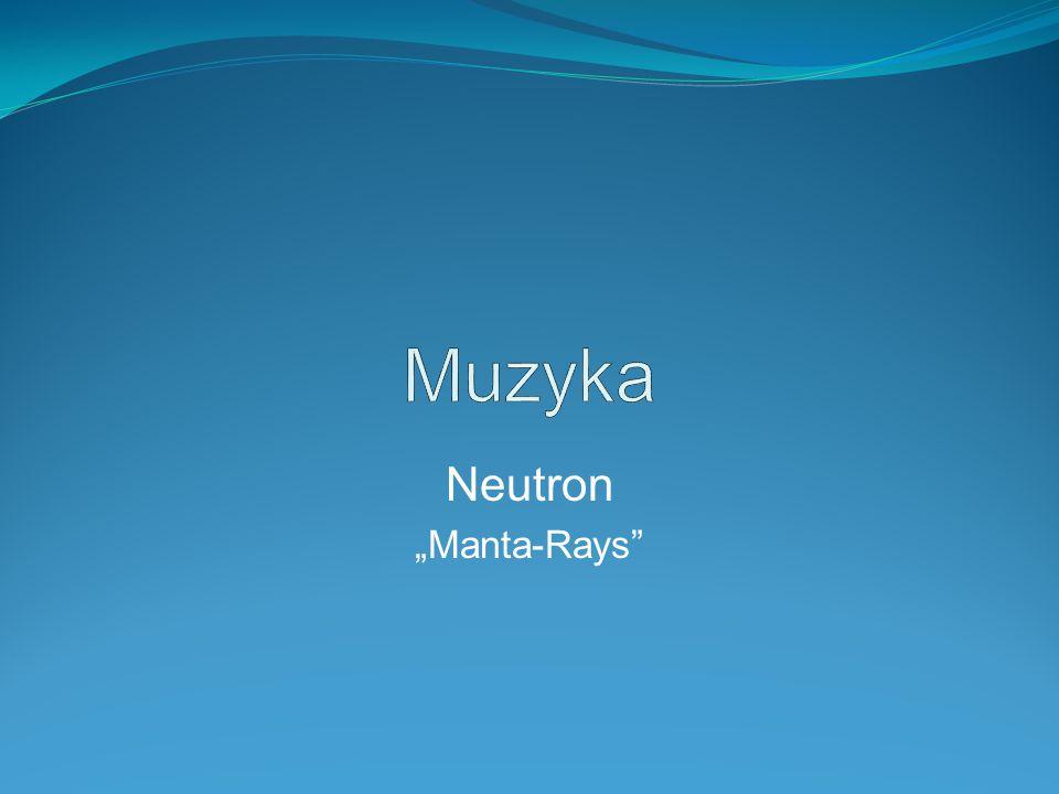"""Neutron """"Manta-Rays"""