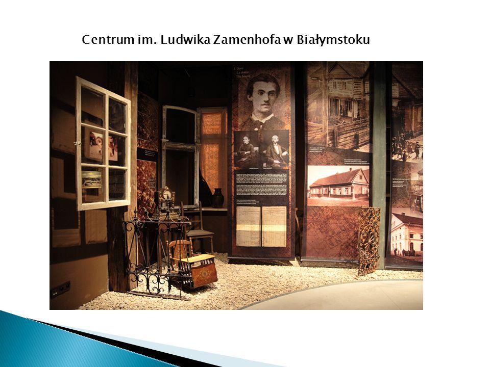 Centrum im. Ludwika Zamenhofa w Białymstoku