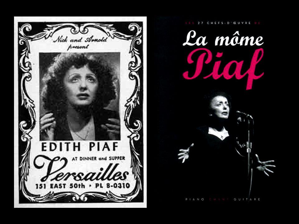 Choroba i nawyki Edith Piaf miały wielki wpływ na stan majątkowy artystki, to one doprowadziły do wielkich zadłużeń i utraty części majątku Théo Sarap