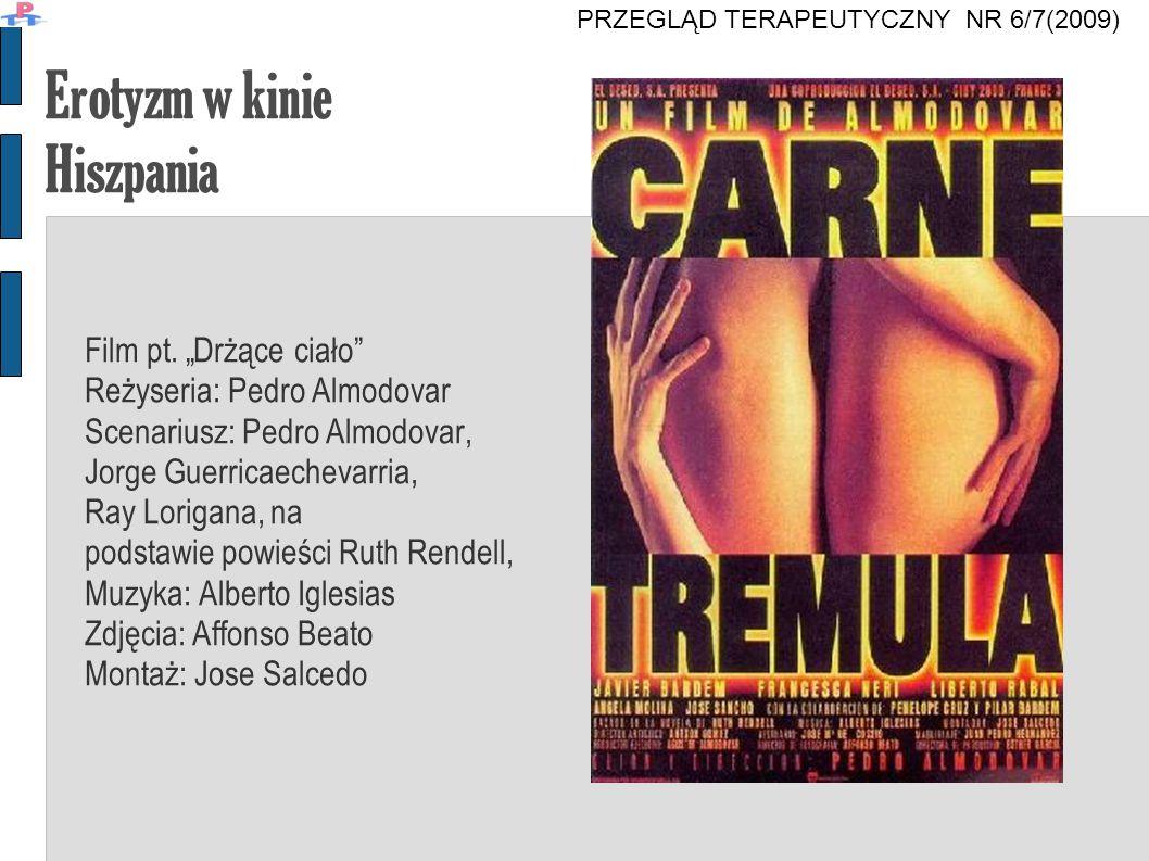 Karolina Kortus carrramba@gmail.com Presentation of erotic basing on the example of three contemporary movies Final dissertation in sexology - year 2008.