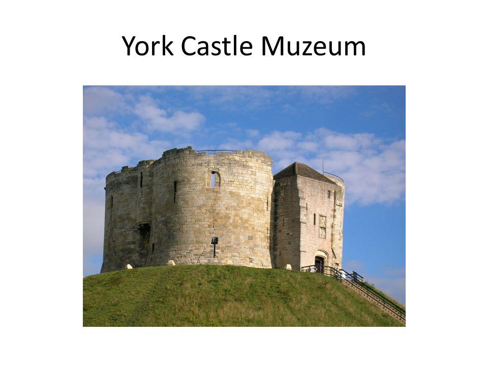 York Castle Muzeum