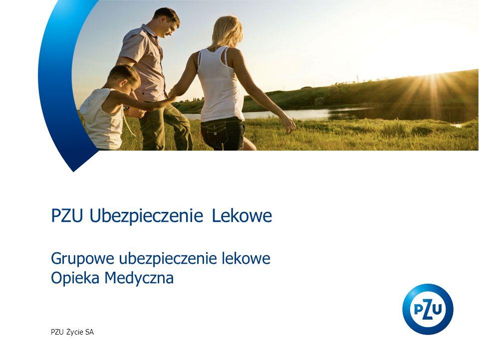 PZU Ubezpieczenie Lekowe Grupowe ubezpieczenie lekowe Opieka Medyczna PZU Życie SA