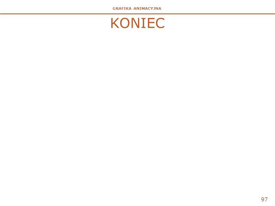 GRAFIKA ANIMACYJNA KONIEC 97
