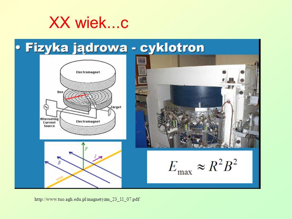 http://www.tuo.agh.edu.pl/magnetyzm_23_11_07.pdf XX wiek...c