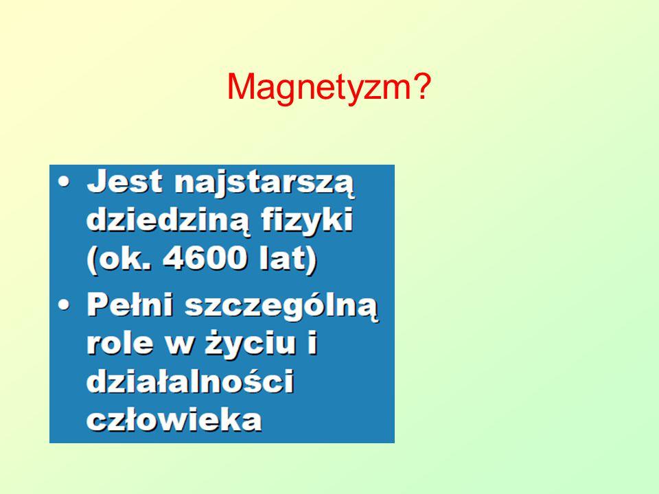 Magnetyzm?