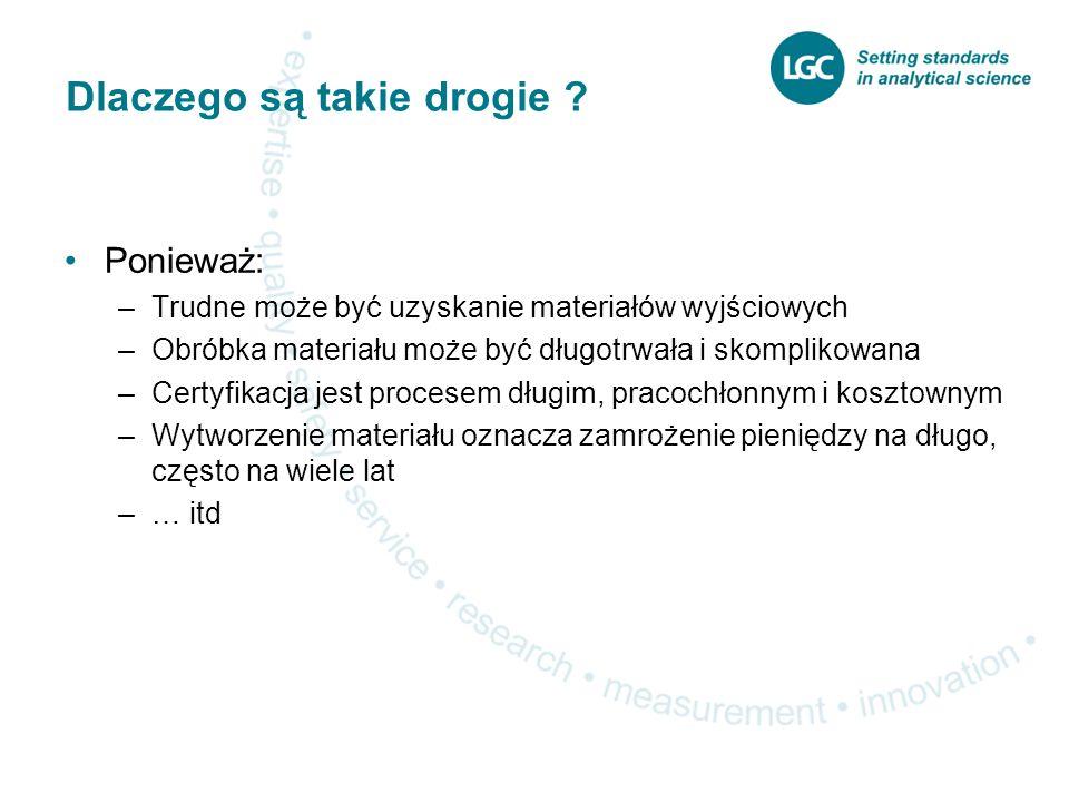 Produkty podlegające kontroli weterynaryjnej Firmy sprowadzające matrycowe materiały odniesienia pochodzenia zwierzęcego spoza UE muszą starać się o specjalne zezwolenie Regulacja obejmuje wszystkie kraje UE