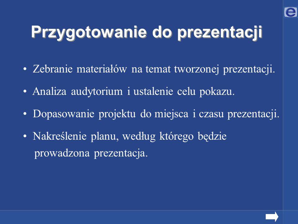 Dodatek PowerPoint pozwala nam również na wstawianie slajdów z innych prezentacji.