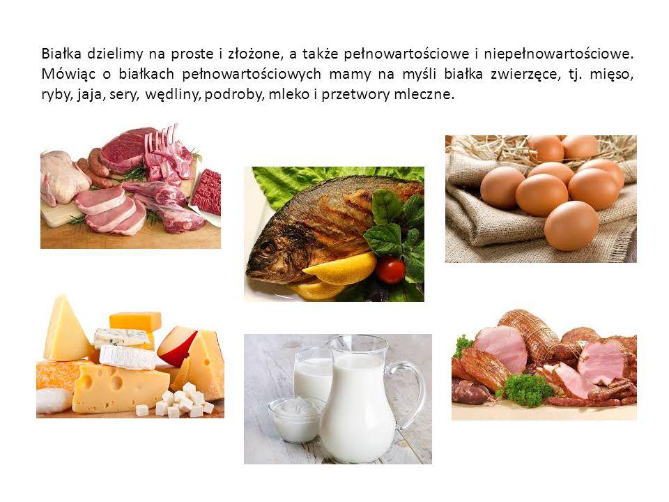 Białka niepełnowartościowe to te pochodzenia roślinnego: nasiona roślin strączkowych, mąka, pieczywo, makarony, kasze, ryż, ziarna, warzywa.
