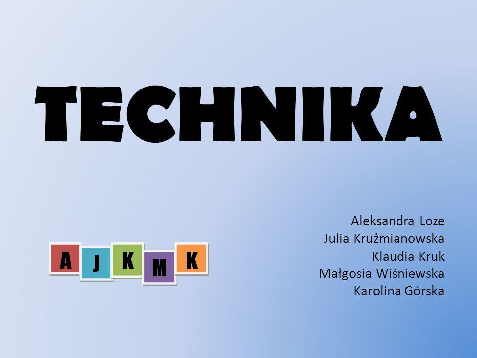 TECHNIKA Technika- (gr.