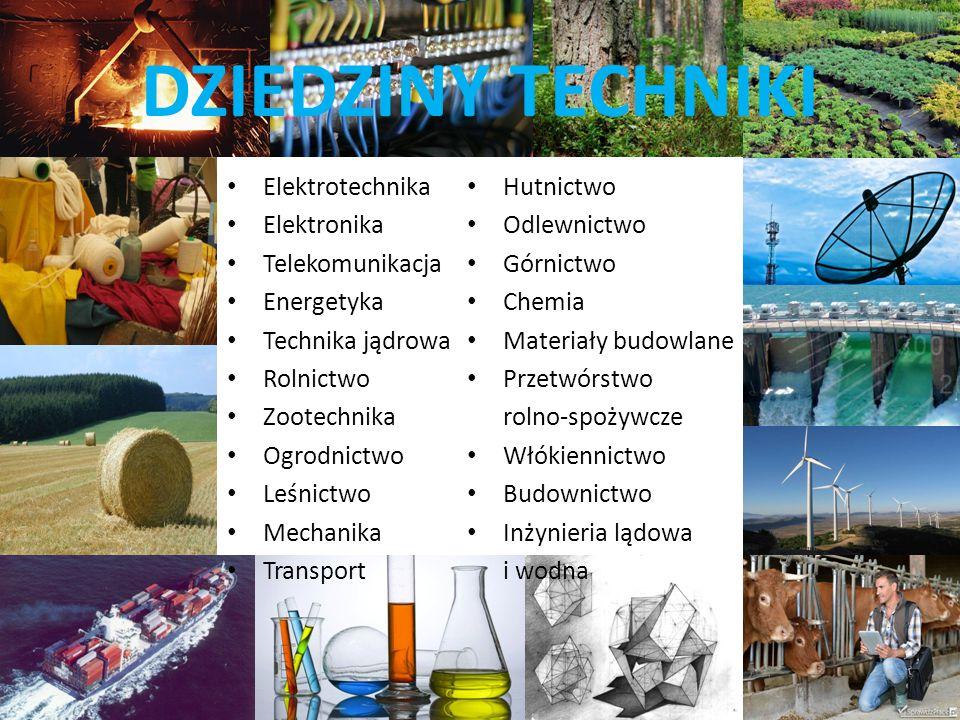 ELEKTROTECHNIKA Elektrotechnika (inżynieria elektryczna) – dziedzina techniki i nauki, która zajmuje się zagadnieniami związanymi z wytwarzaniem, przetwarzaniem (przekształcaniem), przesyłaniem, rozdziałem, magazynowaniem i użytkowaniem energii elektrycznej.