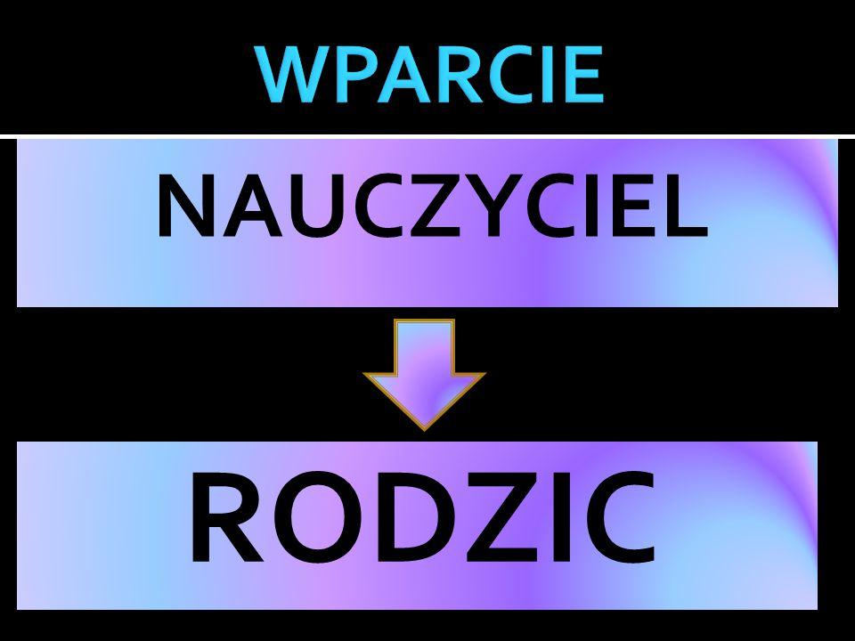 NAUCZYCIEL RODZIC