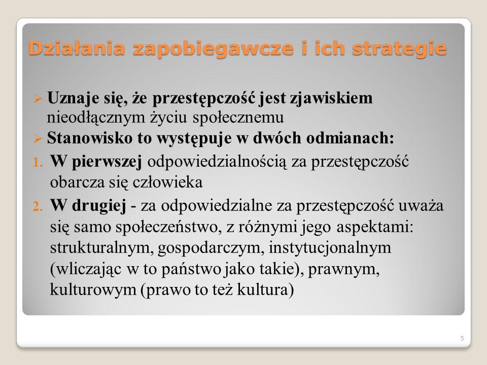 """4 Zapobieganie/profilaktyka a kontrola społeczna  Zapobieganie to aspekt kontroli społecznej Kontrola społeczna - """"system społecznych sankcji (negaty"""