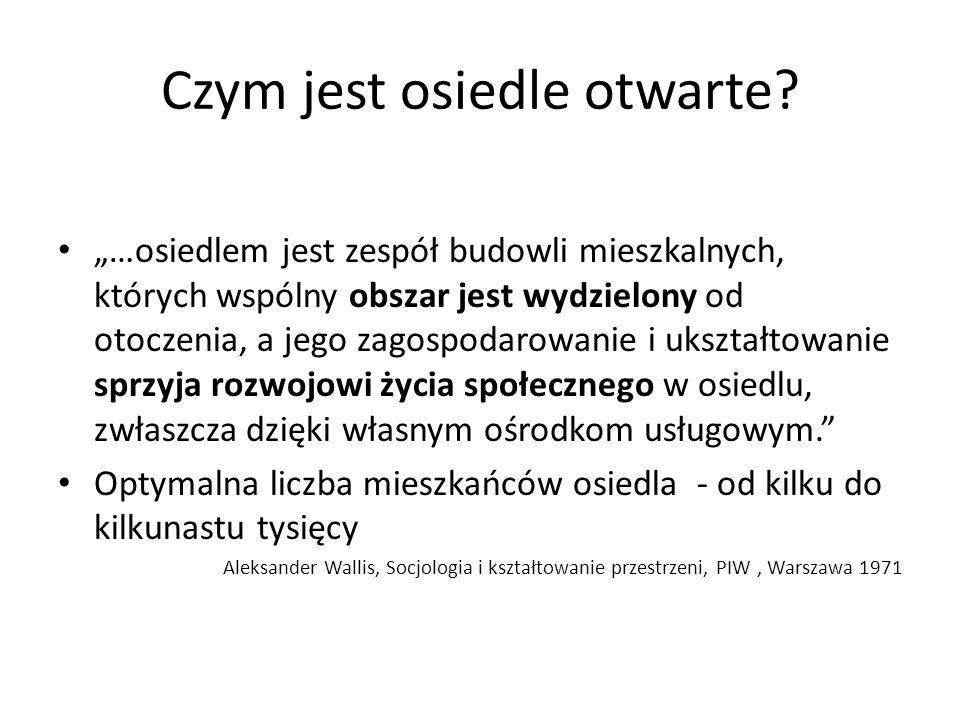"""Reklama jednego z budowanych osiedli w Polsce: """"Do mieszkań dostać się będą mogli tylko mieszkańcy i ich goście."""
