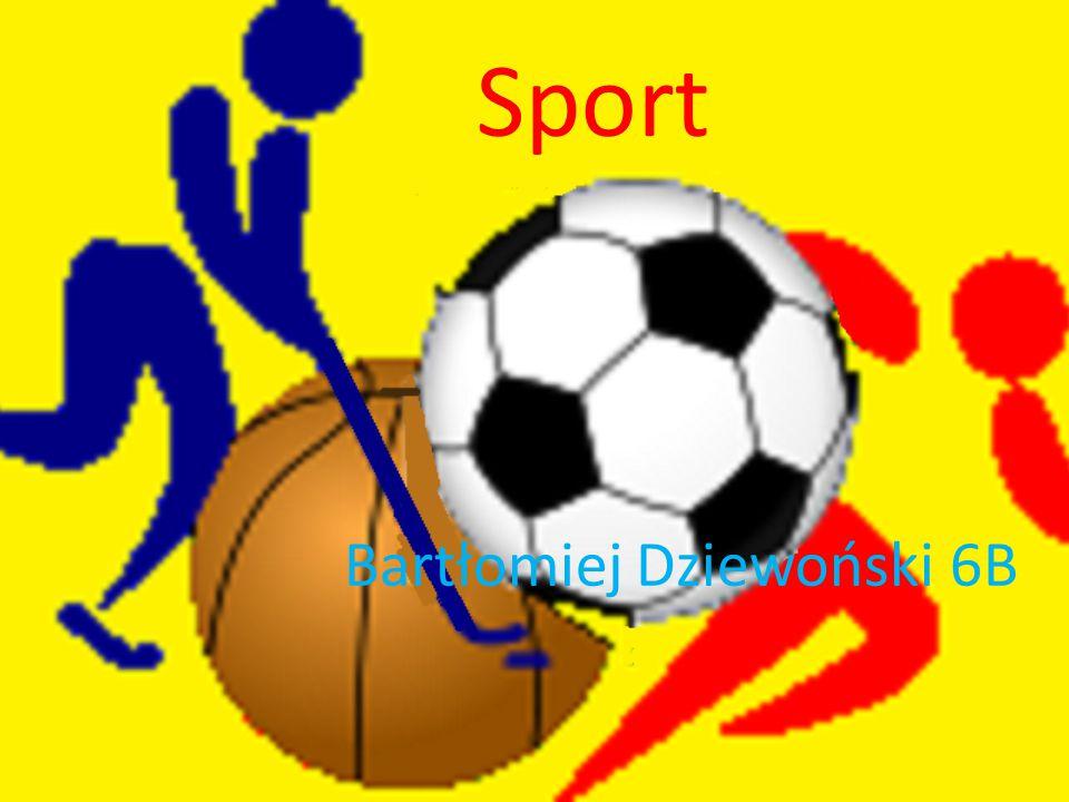 Sport Bartłomiej Dziewoński 6B