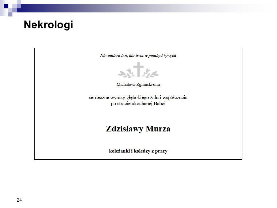 24 Nekrologi