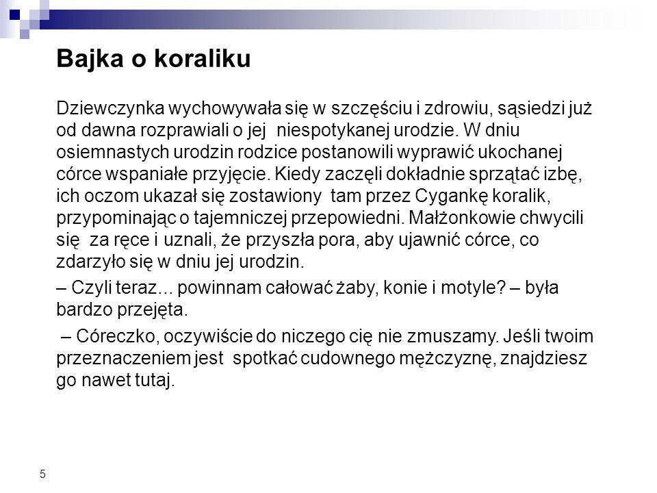 36 Epigramaty(ka) Cyprian Kamil Norwid Odpoczywającej Kiedy spoczywasz, pani, znużona tłem, Lico twe - - - b l a s k.