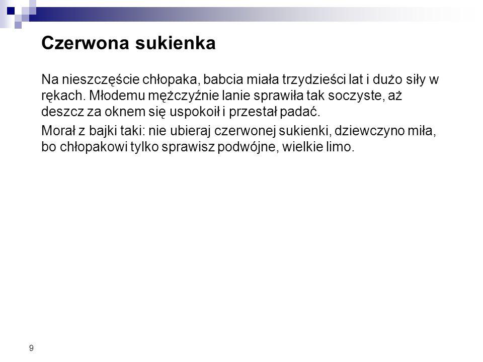 30 Nekrologistyka praktyczna Ania 24 lutego 2014 roku upłynął czas Jana Klimczuka marynarza, który dożywszy wieku sędziwego, uznał że nadszedł już czas jego.