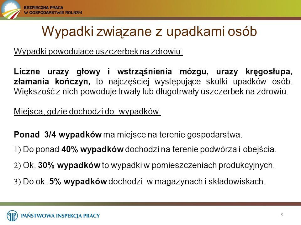 94 DZIĘKUJĘ ZA UWAGĘ www.pip.gov.pl www.bhpwrolnictwie.pl