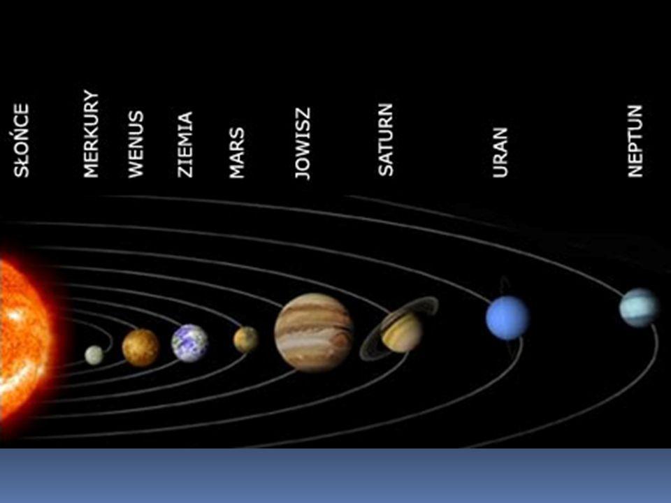 Narodziny Układu Słonecznego  Układ Słoneczny uformował się z ogromnej chmury gazu i pyłu około 5 miliardów lat temu.