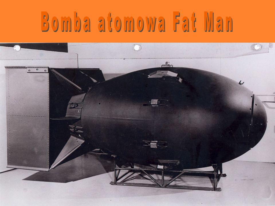 Little Boy miał długość 3 metrów, średnicę, w najgrubszym miejscu, 71 cm i ważył 4035 kg, choć ładunek uranu ważył zaledwie 1 kg. Nazwano go Little Bo