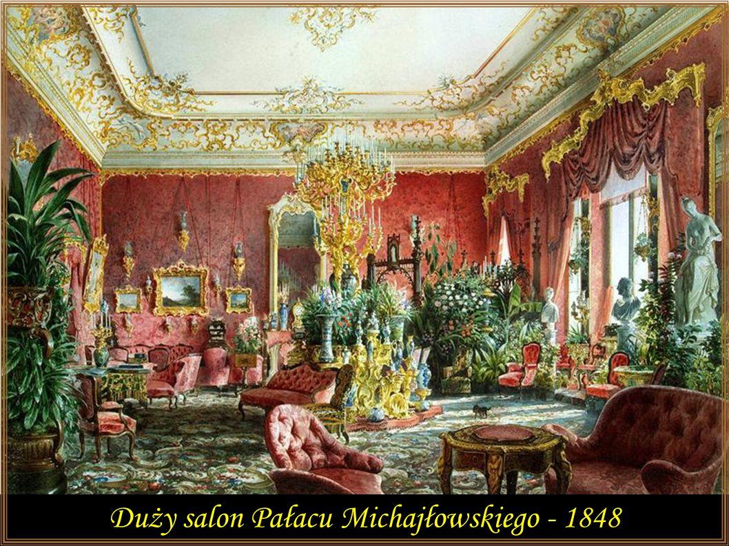 Pałac Aleksandra Carskie Sioło