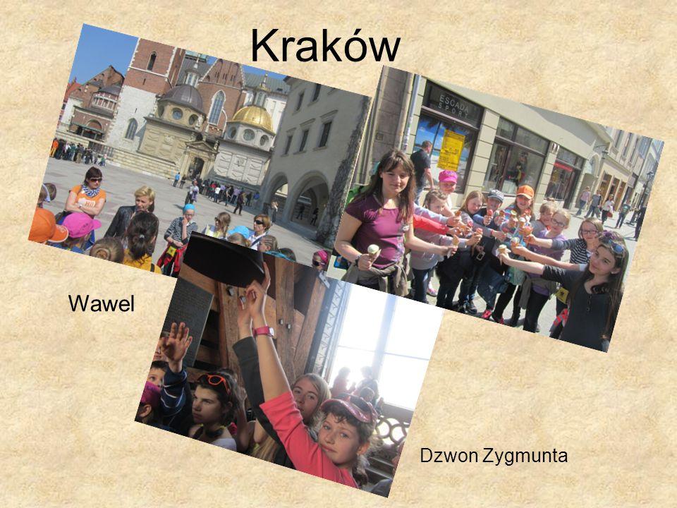 Kraków Dzwon Zygmunta Wawel