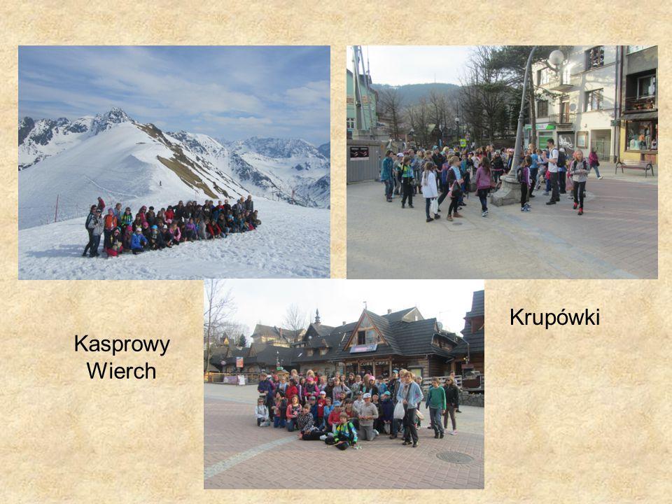 Kasprowy Wierch Krupówki