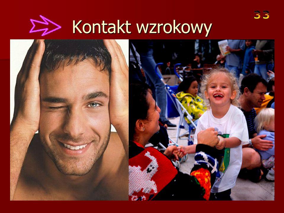 Kontakt wzrokowy Kontakt fizyczny Skupiona na dziecku uwaga Oparta na miłości dyscyplina Sposoby okazywania miłości dzieciom